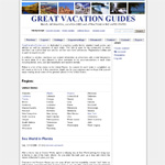 GreatVacationGuides.com